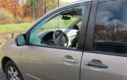 Multiple vehicles broken into, thousands of dollars worth of property stolen at Bethlehem YMCA  (Photos)