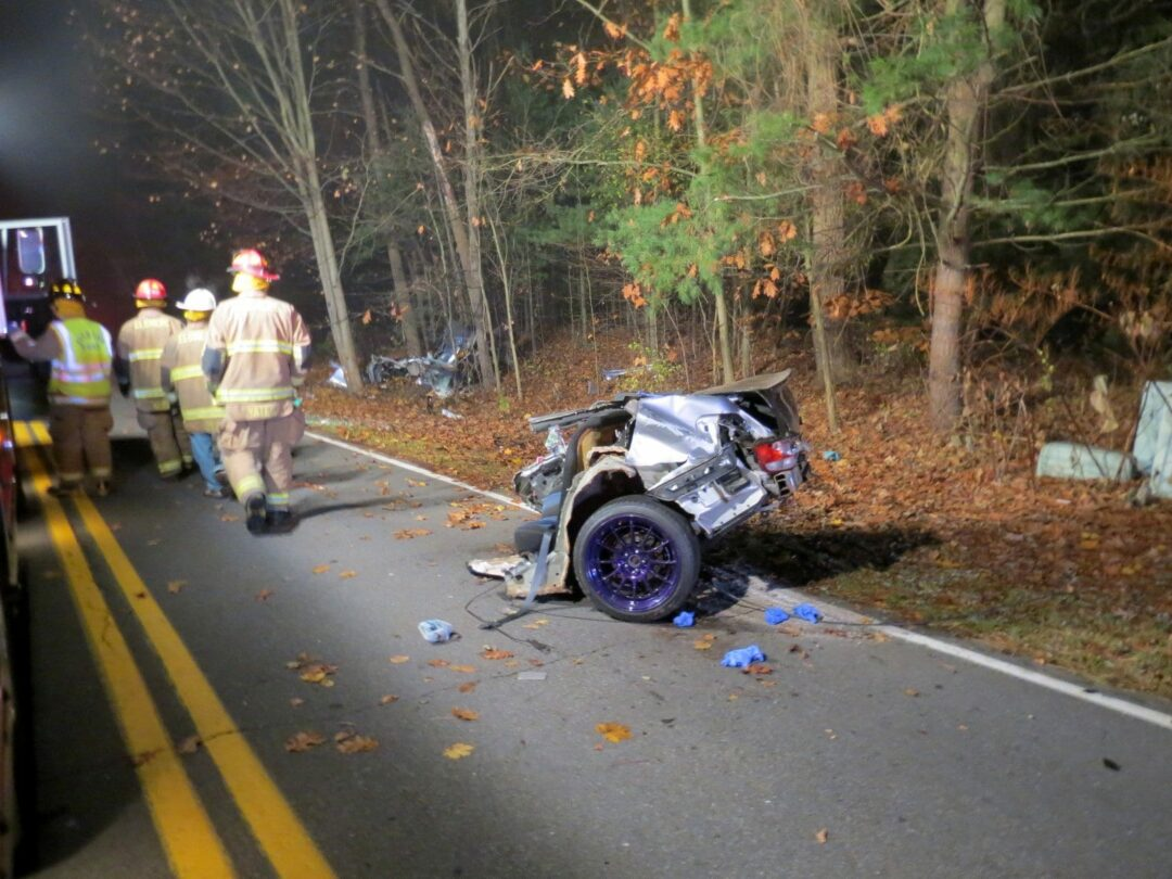 Ontario County Car Crash