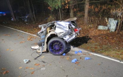 BPD investigating fatal, single-vehicle accident in Delmar early [photos]