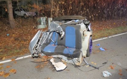 [UPDATE] Driver named in fatal, one-car accident