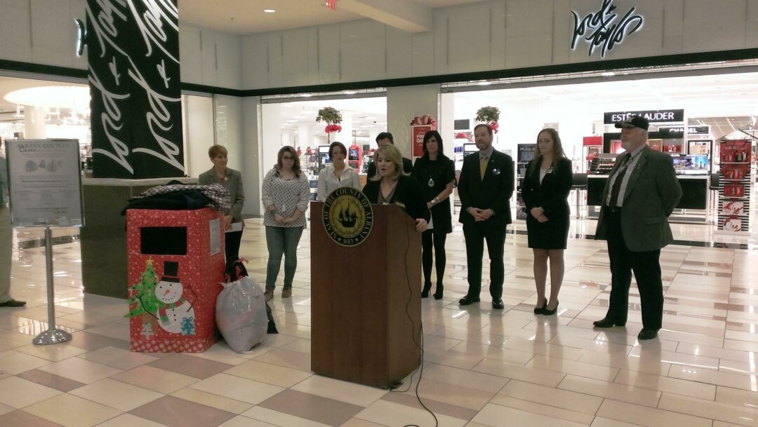 Albany County kicks off campaign to aid homeless veterans
