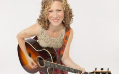 HOT SPOT: Laurie Berkner in Troy