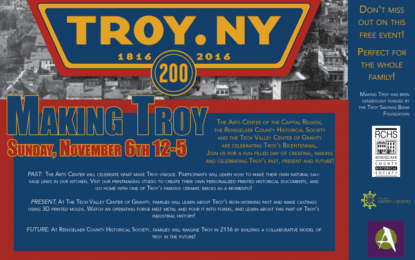 HOT SPOT: Celebrate Troy's bicentennial