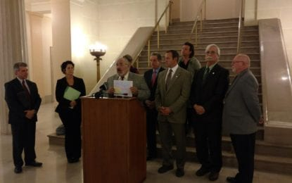 Bipartisan coalition announces plan for independent redistricting in Albany County