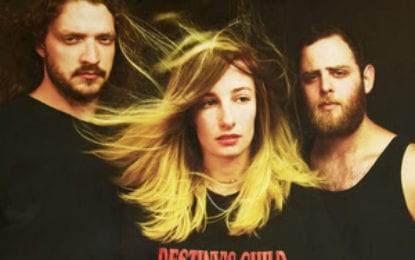 HOT SPOT: Slothrust at Upstate Concert Hall