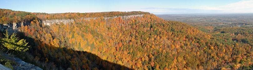 Thacher's Indian Ladder trail to be closed for season Nov. 20
