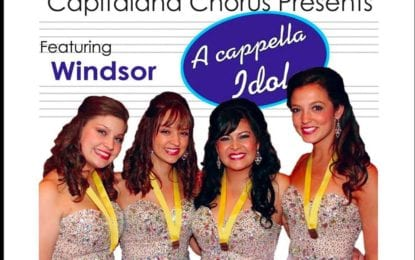 HOT SPOT: Capitaland Chorus at the Cohoes High School