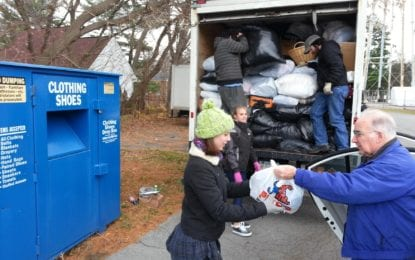 """Bethlehem to participate in statewide """"Re-Clothe NY"""" event in connection with annual America Recycles Day"""