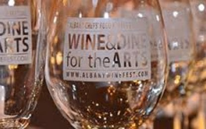 Next weekend: 8th Annual Albany Chefs' Food & Wine Festival to support local arts organizations