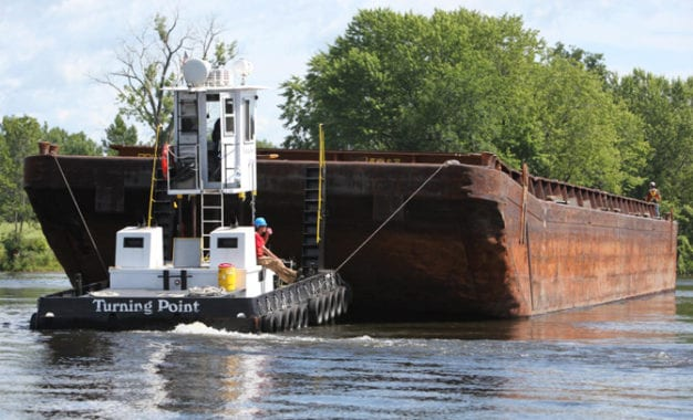 DEC presses EPA to expand PCB testing after GE dredging in Hudson River