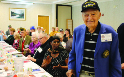 Colonie Senior Services honors veterans