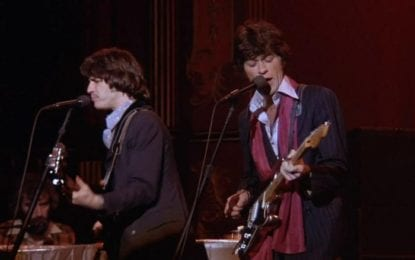 'The Last Waltz' will be screened at The Egg Friday, November 25