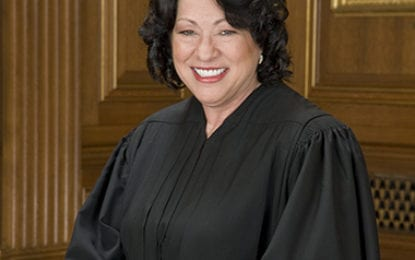 First Hispanic Supreme Court justice to headline UAlbany event