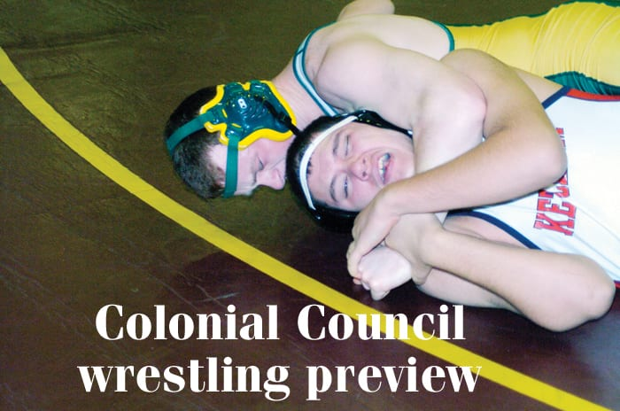 Colonial Council wrestling preview: Kyle Jasenski, Collin O'Brien lead list of returning veterans