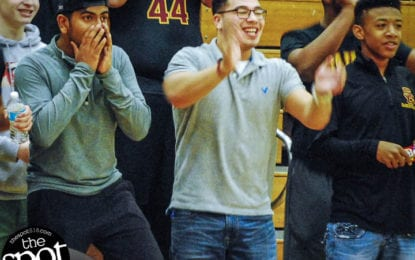 SPOTTED: Colonie boys basketball handles Albany in home opener