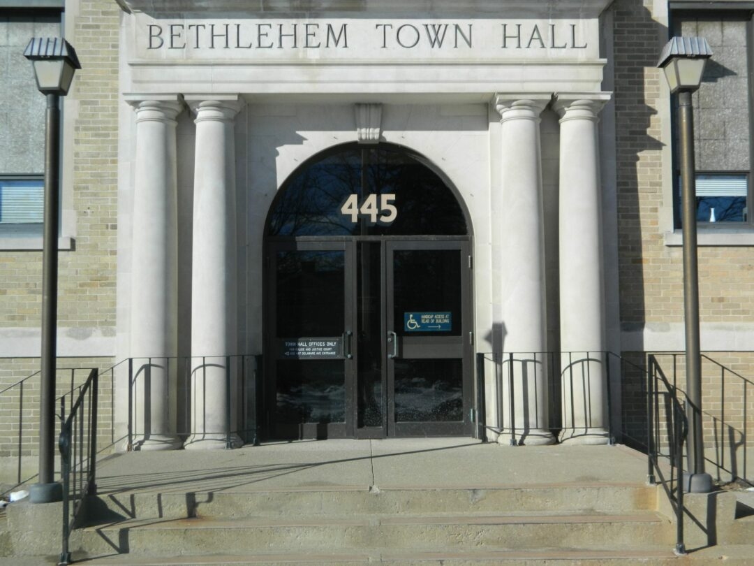 Bethlehem Town Board approves purchases, master plan application