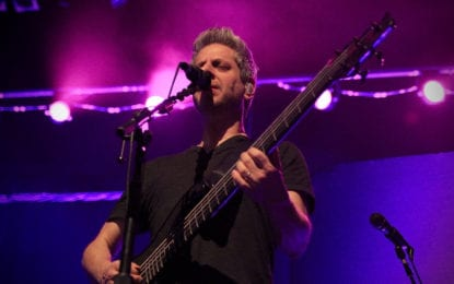 Nestling in with Phish bassist Mike Gordon
