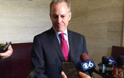 Attorney General v. Governor: Schneiderman is setting stage to challenge Cuomo's Justice Center