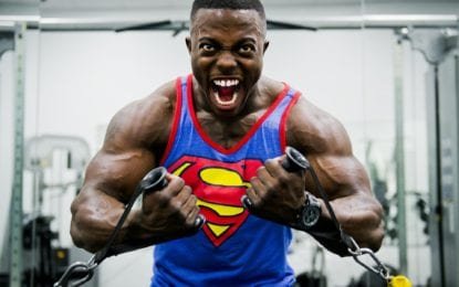 HEALTH and FITNESS: Don't be 'that' guy at the gym