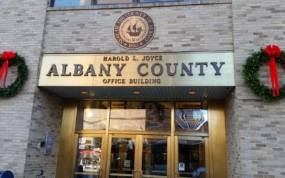 Albany County Majority plays Santa to families and seniors in need