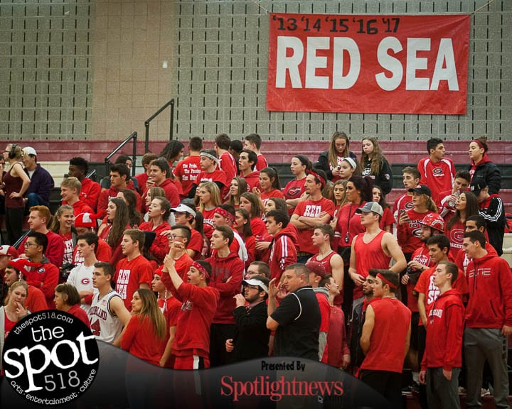 SPOTTED: Guilderland boys basketball falls to Shen, 60-53