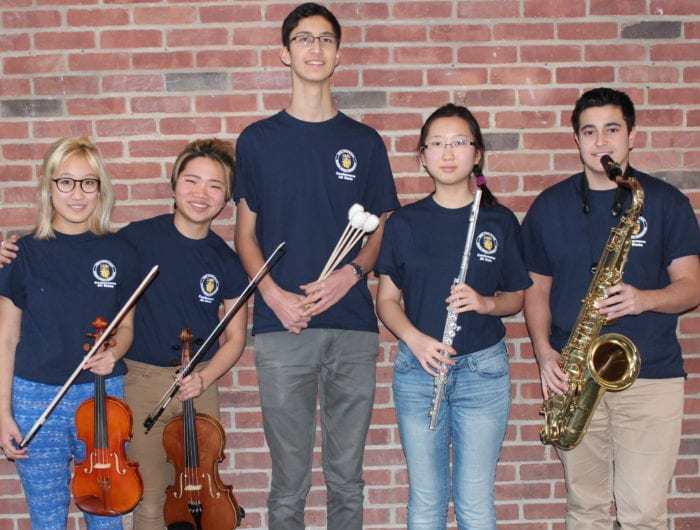 Five Bethlehem Central High School students receive NYSSMA All-State recognition