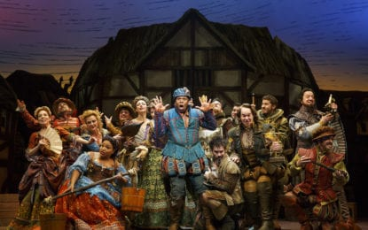 PICK of the WEEK: 'Something Rotten' comes to Proctors