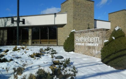 BETHLEHEM LIBRARY: Family establishes technology fund for library