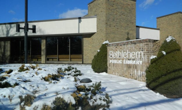 BETHLEHEM LIBRARY: Winter break at the library