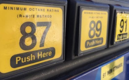 Gas prices are going down