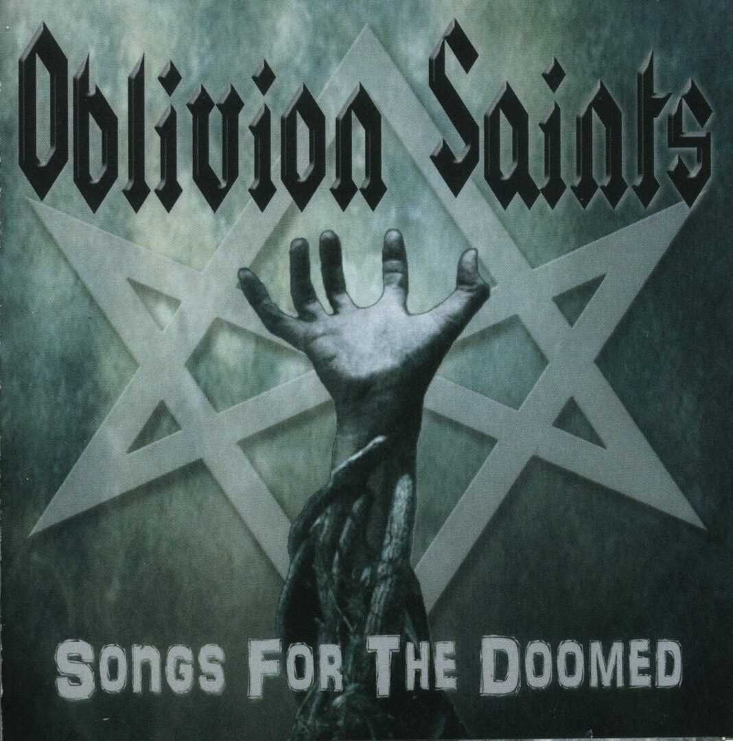 REVIEW: Oblivion Saints' 'Songs of the Doomed'
