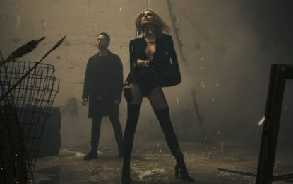 Josh Carter explains the maturation of Phantogram's sound