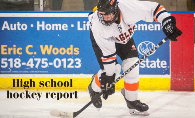 Capital District High School Hockey League roundup: Preseason contenders have a really good weekend