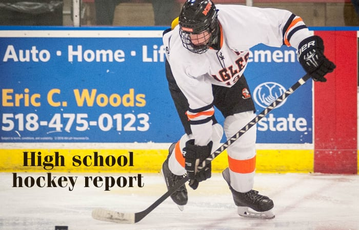 CDHSHL report February 2: What Saratoga's win over Shen means, and the mystery that is Queensbury