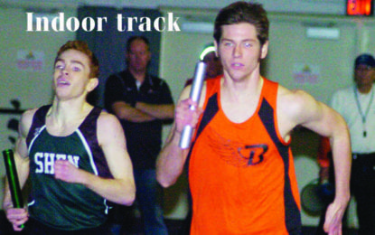Indoor track: Jeremiah House wins at Yale Invitational
