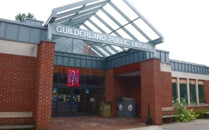 GUILDERLAND LIBRARY: Sonny & Perley recording live