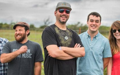 Beau Sasser's Escape Plan jams its way to the Rustic Barn for a night of high-energy music