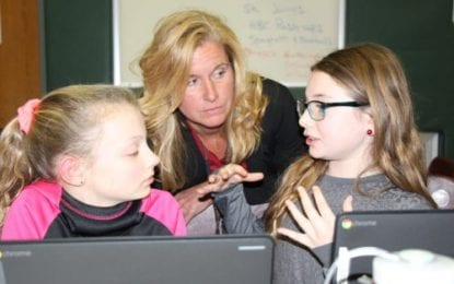 BCSD elementary school students show off tech savvy, showcase educational impact of technology in learning