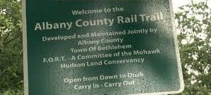 Albany County Rail Trail Project Receives 2016 Project of the Year from American Public Works Association