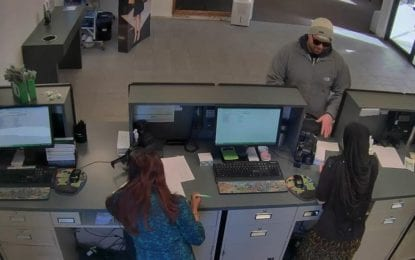 Police investigating robbery of Colonie bank