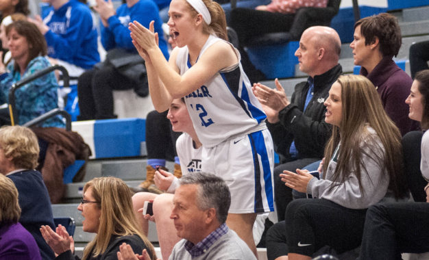 SPOTTED: Shaker girls fall at home, lose to Saratoga 49-40