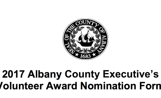 County Executive taking nominations for Albany County's most dedicated volunteers