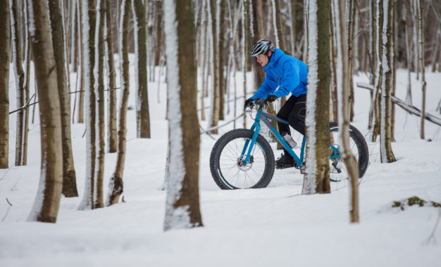 Beginning 25th year of conservation programming and activities, MHLC opens Keleher Preserve to fat bikes