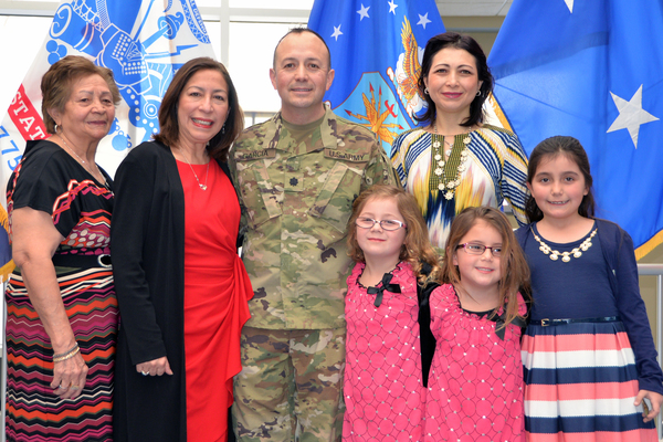 Glenmont resident promoted to Army National Guard lieutenant colonel