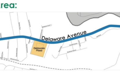 Town of Bethlehem invites community to public meeting on Delaware Ave. enhancements
