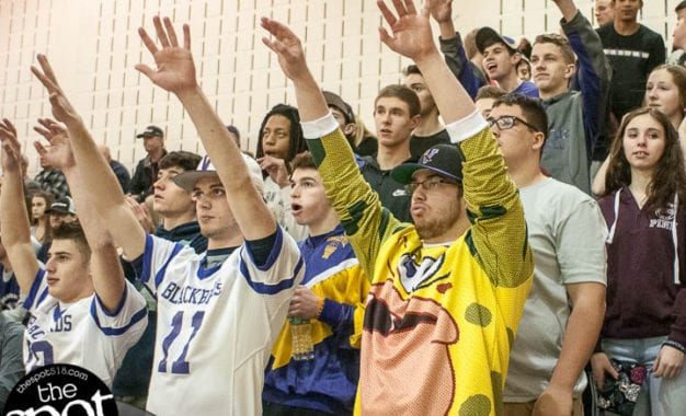 SPOTTED: Voorheesville beats RCS at home, 54-40