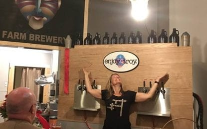 The Beer Diviner will launch MVP Lager