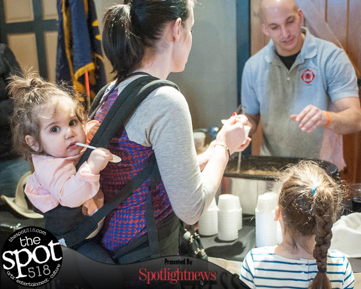 SPOTTED: The Seventh Annual Firehouse Chili Cook Off