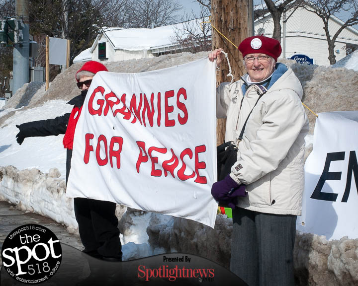 SPOTTED: Grannies spread love on Valentine's Day