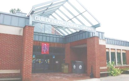 GUILDERLAND LIBRARY: Secure your Family's Financial Future